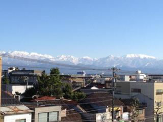 事務所から立山を撮影1.jpg